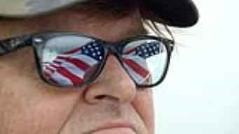 Michael Moore in Where to Invade Next (Photo courtesy of wheretoinvadenext.com)