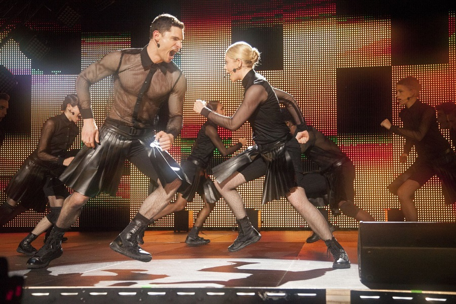 Das Sound Machine Heat up the Competition in Pitch Perfect 2