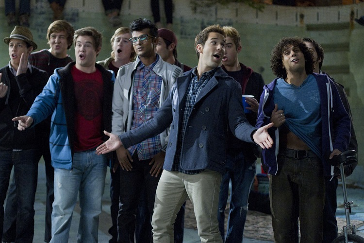 The Treble Makers in Pitch Perfect