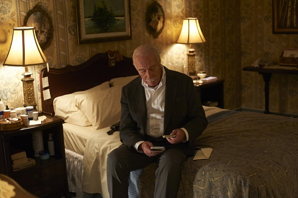 Christopher Plummer forgets things in Remember