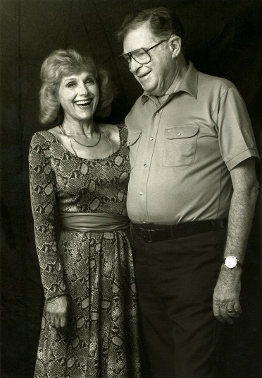 Harold and Lillian Michelson (Photo courtesy of Zeitgeist Films)